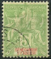 Sénégambie Et Niger (1903) N 4 (o) - Used Stamps