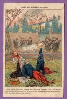 Faits De Guerre 1914 1915 Crime Allemand Une Jeune Lorraine Soigne Des Blesses - 1914-18