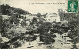Dép 44 - Moulins à Eau - Boussay - La Sèvre Au Moulin De Charrier - état - Boussay