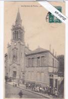75 PARIS XII (12e), Rue Du Rendez-Vous, Eglise De L´Immaculée Conception, Les Eglises De Paris 93 - Arrondissement: 12