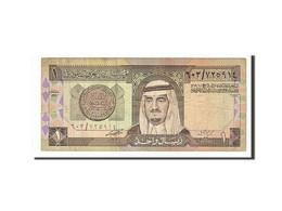 Arabie Saoudite, 1 Riyal, 1984, KM:21b, Non Daté, TB+ - Arabie Saoudite