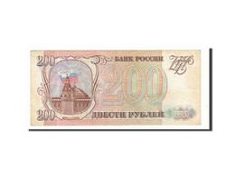 Russie, 200 Rubles, 1993, KM:255, 1993, TTB - Russie