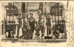INDOCHINE - TONKIN - Nam-Dinh - Chanteuses - Animée - A Voir - Lot N° 11174 - Viêt-Nam