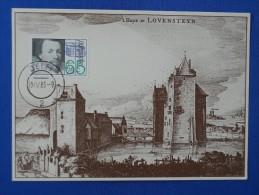 Maximum Card, Castle, Slot Loevestein - Kastelen