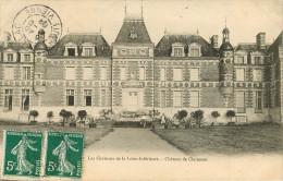 Dép 44 - Le Cellier - Les Châteaux De La Loire Inférieure - Château De Clermont - état - Le Cellier