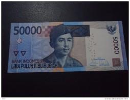 2014 INDONESIA 50.000 RUPIAH - XF+ - - Indonésie
