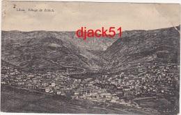 Liban - Village De Zahleh - 1910 - Liban
