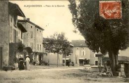 ALBOUSSIERES - Place De La Bascule - Animée - A Voir - N° 11191 - France