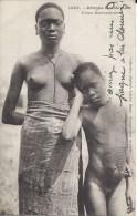 CPA, Jeunes Dahoméennes - Dahomey