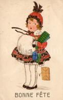 Postcard / CP / Postkaart / Girl / Fille / 1934 / Ed. P P - Illustrateurs & Photographes