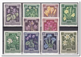 Oostenrijk 1948, Postfris MNH, Flowers - 1945-.... 2nd Republic