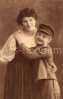 Postcard / CP / Postkaart / Fille / Girl / Femme / Woman / Unused - Groupes D'enfants & Familles