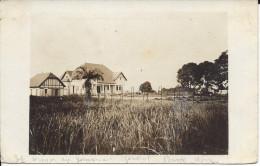 Carte Photo, Maison Du Gouverneur Général De Pointe Noire, 1931 - Pointe-Noire