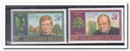 Ascension 1974, Postfris MNH, Plants, Trees - Ascension