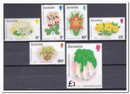 Ascension 1982, Postfris MNH, Plants, Flowers - Ascension