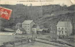 23 LAVAVEIX Les MINES  Moulin De Chantegrelle  2 Scans - France