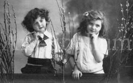 Postcard / CP / Postkaart / Boy / Garçon / Fille / Girl / No 0253 / Unused - Grupo De Niños Y Familias
