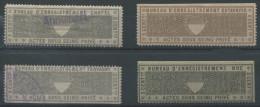1056 - FRIBOURG Fiskalmarken - Steuermarken