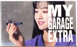 CATALOGO KYOSHO - MY GARAGE EXTRA - 199? - TASCABILE - Altri