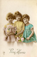 Postcard / CP / Postkaart / Girls / Filles / Ed. J. H / No 60 / Unused - Grupo De Niños Y Familias