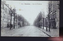 VINCENNES RUE FONTENAY - Vincennes