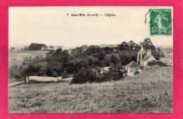 95 VAL-d'OISE ST-WITZ, L'Eglise - Saint-Witz