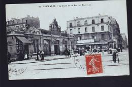 VINCENNES LA GARE - Vincennes
