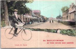27 BOULAY MORIN - Souvenir - France