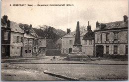 27 ETREPAGNY - Monument Commémoratif De 1870. - France