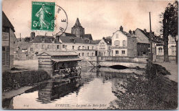 27 EVREUX - Le Pont Du Bois Jollet - Evreux