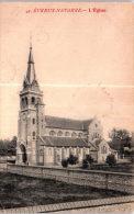 27 EVREUX NAVARRE - L'église. - Evreux