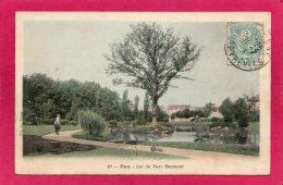 64 PYRENEES-ATLANTIQUES PAU, Lac Du Parc Baumont, Animée,  (B. J. C., Paris) - Pau