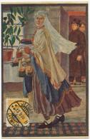 Latvian National Dresses Alsunga Couland J. Rieksts Riga - Lettonie