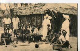 MISSION DES FILLES DE LA CHARITE A COQUILHATVILLE  -  HOPITAL INDIGENE  -  LES GOITREUX - Belgian Congo - Other