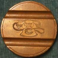 M_p> CURIOSITA' Gettone Telefonico CMM 7803 Con Escrescenza - PREZZO RIBASSATO - Monetary/Of Necessity