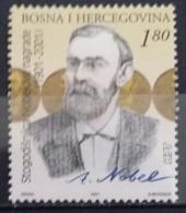 Bosnia And Hercegovina, HP Mostar, 2001, Mi:  84 (MNH) - Bosnia Herzegovina