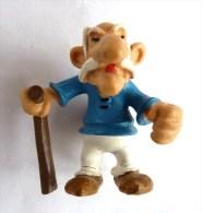 FIGURINE ASTERIX MD TOYS 1994 CESAR MAGNET - Asterix & Obelix