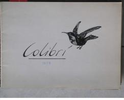CATALOGO COLIBRI' 1978 - Italia