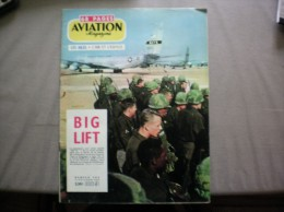 AVIATION MAGAZINE N° 383 15 NOVEMBRE 1963 BIG LIFT - Automobili & Trasporti