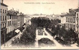 69 VILLEFRANCHE SUR SAONE - Square étienne Poulet -- - Villefranche-sur-Saone