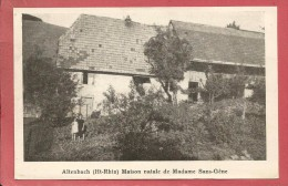 Altenbach (Ht Rhin) Maison Natale De Madame Sans Gêne - France