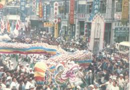 SINGAPORE SINGAPUR CPSM CIRCULEE TO ARGENTINE YEAR 1979 RARE TBE - Singapore