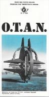 Feuillet N° 5 De 1974 - Poste Belge - Belgium - OTAN - Documentos Del Correo