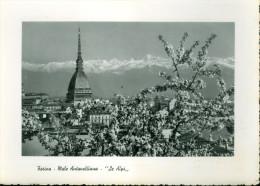Torino. Mole Antonelliana. Le Alpi. 112 - Mole Antonelliana