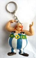 FIGURINE ASTERIX COMIC SPAIN 1990 OBELIX Porte Clés TBE - Asterix & Obelix
