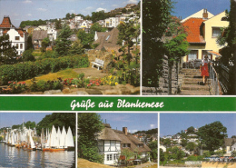 Hamburg Blankenese - Mehrbildkarte 46 - Blankenese