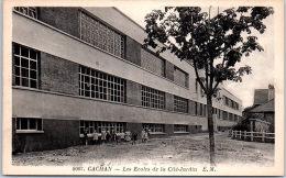 94 CACHAN - Les écoles De La Cité Jardin. - Cachan