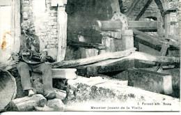 N°48713 -cpa Meunier Jouant De La Vielle- - Other