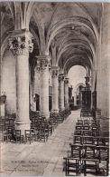 95 PONTOISE - Bas Coté Nord De L'église De Saint Maclou - Pontoise
