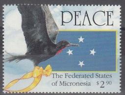 Mikronesien MiNr. 223 ** Befreiung Kuwaits, Peace - Mikronesien